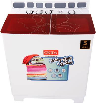 8.5 Kg Onida Hydro Care Semi Automatic Top Loading Washing Machine