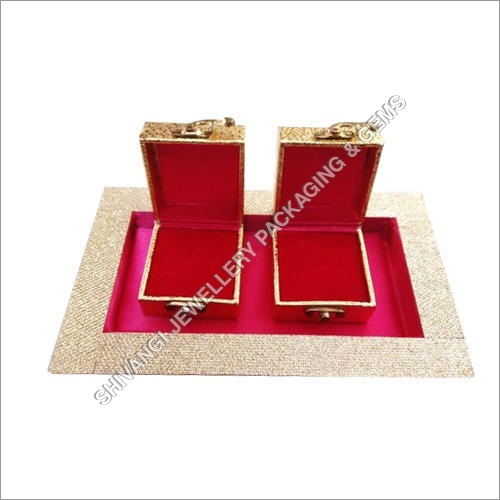 Ring Ceremony Jewelry Box