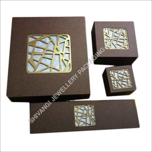 Cobweb Series Jewelry Box