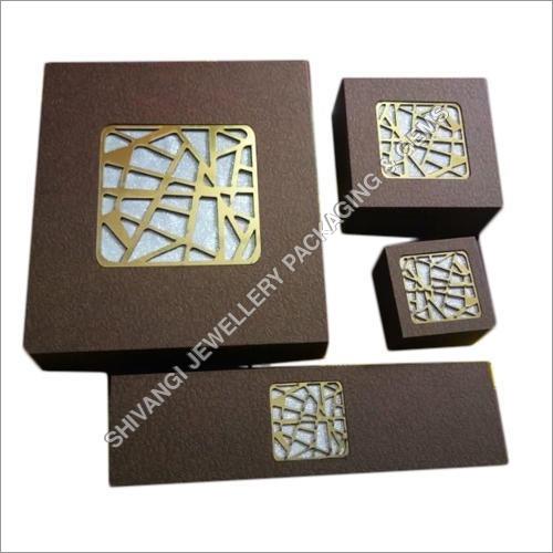 Cobweb Series Jewelry Box