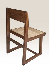 Pierre Jeanneret Small Box Chair Replica
