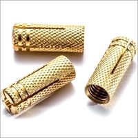 Brass Knurling Anchor