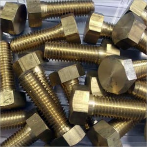 Brass Threaded Bolts