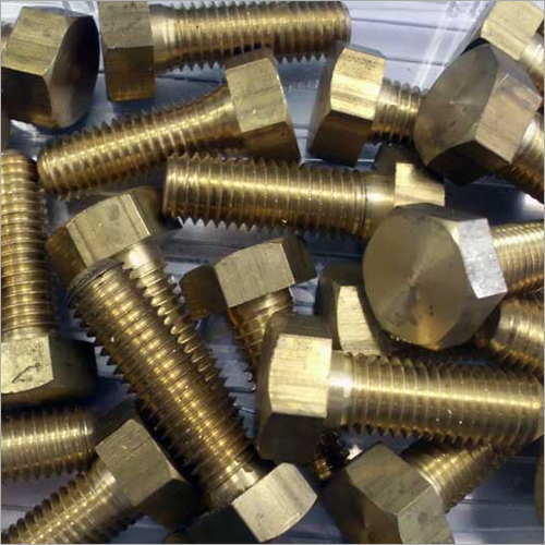 Brass Threaded Bolts