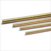 Brass Threaded Rod
