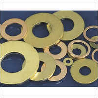 Brass Seal Flat Washer