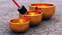 Long Tibetan Singing Bowl Meditation Chakra Healing