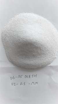 Sand Blaster Raw Material
