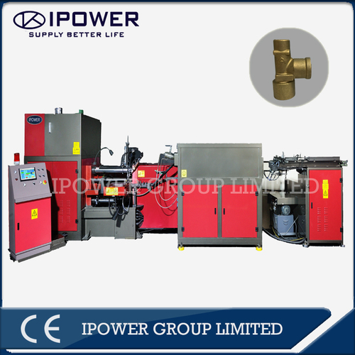 Horizontal Hot Forging Press Machine