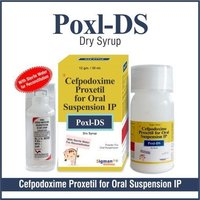 Cefpodoxime Proxetil for Oral Suspension