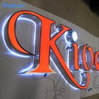 3d Acrylic Letters