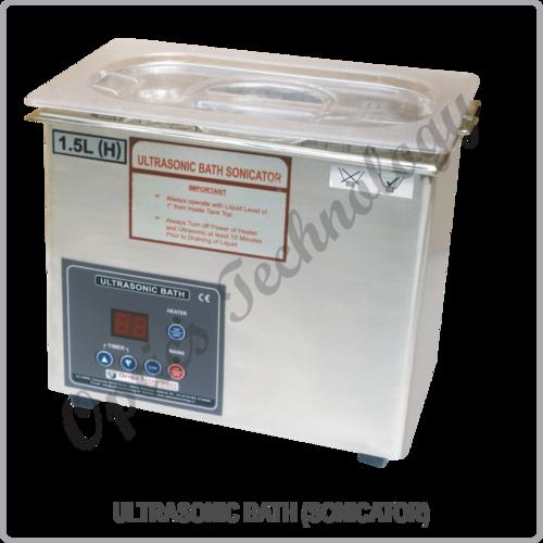 ULTRASONIC BATH (SONICATOR)