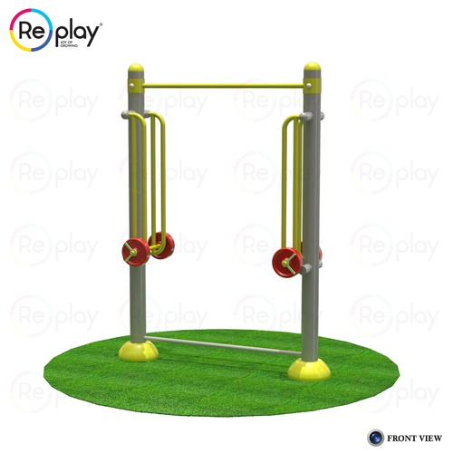 Pole With Fixed Dumbbell