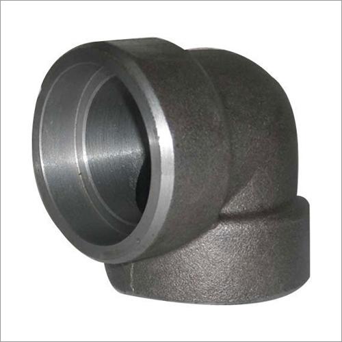 Carbon Steel 90 Deg Socket Weld Elbow