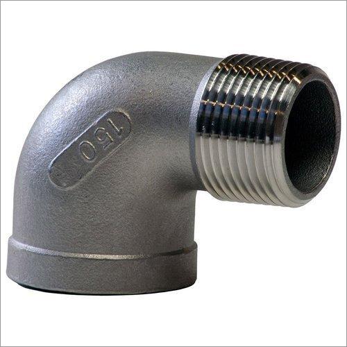 Mild Steel 90 Deg Threaded Elbow