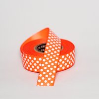 Gross Grain Polka Dot Printed