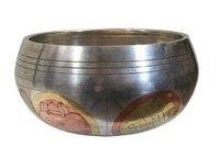 Gongs Tibetan Singing Bowl- Large