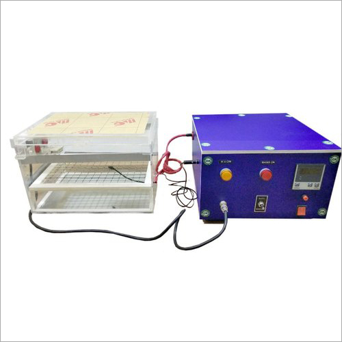 Velvet Pencil Coating Machine