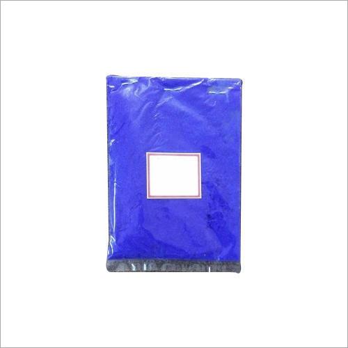 Blue Color Velvet Powder