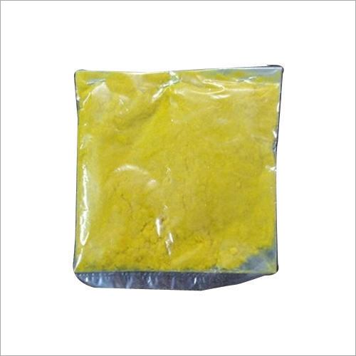 Yellow Color Velvet Powder