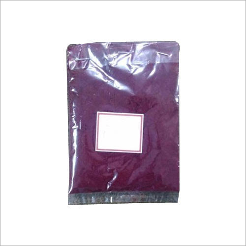 Maroon Color Velvet Powder