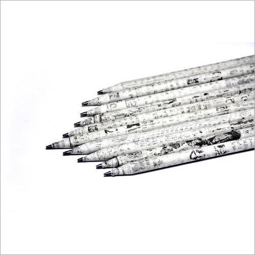 News Paper Pencil