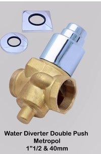 Dual flush valve