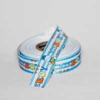 Coloured Satin Ribbons