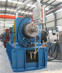 Flat Copper Wire Extrusion Line
