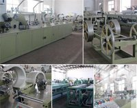 Fiber Glass Taping Machine