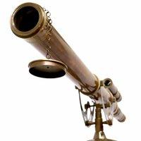 Telescope – Double Barrel (Tripod Stand)