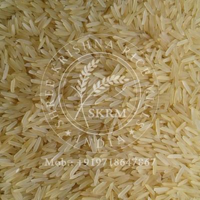 Pesticides Free 1509 Golden Sella Basmati Rice