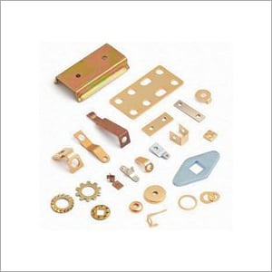 Sheet Cutting Pressed And Bended Components