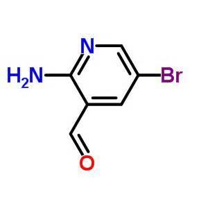 3-Amino-6-bromopyrazine-2-carbaldehyde