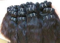 Raw Natural Single Donor Temple Hair