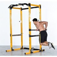 Bullrage Gym Power Squat Rack