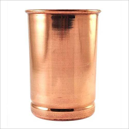 Copper Plain Glass