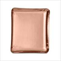 Copper Square Platter