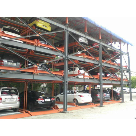 Multiple Car Parking