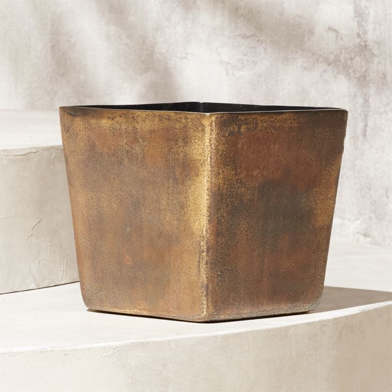 Doro Square Planter