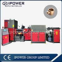 Horizontal Hot Forging Press Machine for Brass Fittings