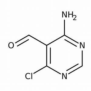 4-Amino-6-chloropyrimidine-5-carboxaldehyde