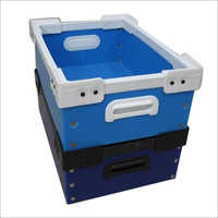 Polypropylene Corrugated Crate
