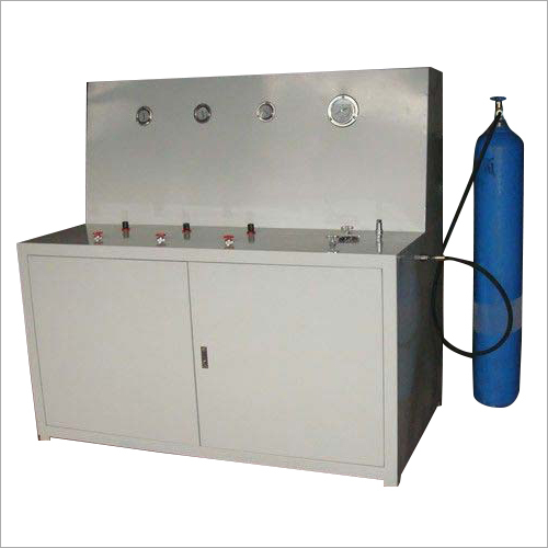 Air Driven Gas Booster