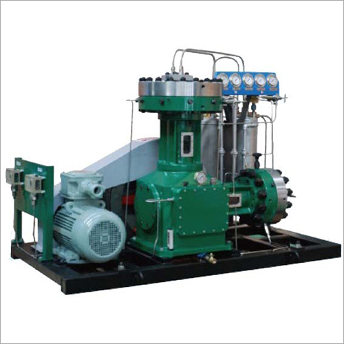 Oil free Oxygen Diaphragm Compressor