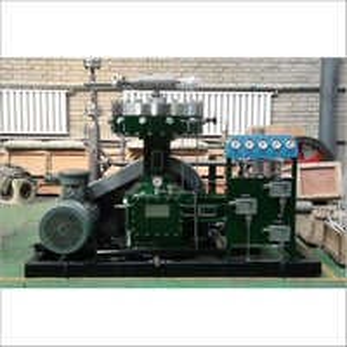 High Pressure Diaphragm Compressor
