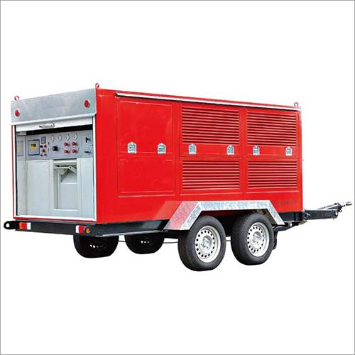 50 MPA High Pressure Air Compressor