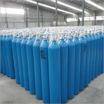 High Pressure Seamless Steel Gas Cylinder