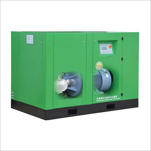 TP90BV/TP110BV/TP132BV Oil Free Screw Air Compressor