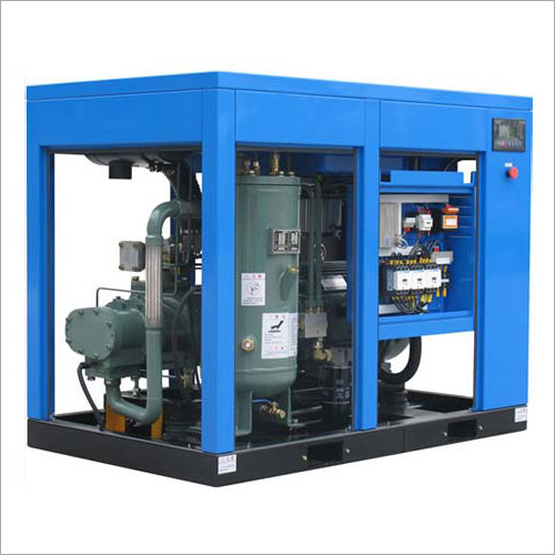 Oil Screw Air Compressor